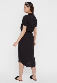Pieces - PCCECILIE  - Blousejurk - black - 2