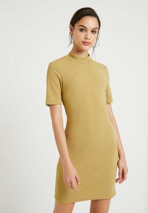 SABINE DRESS - Etui-jurk - khaki