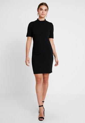 SABINE DRESS - Pouzdrové šaty - black