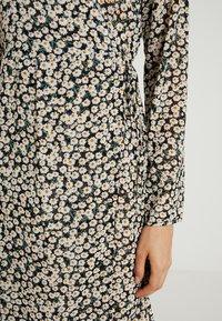 Pieces - PCJARIA WRAP DRESS - Sukienka letnia - black - 6