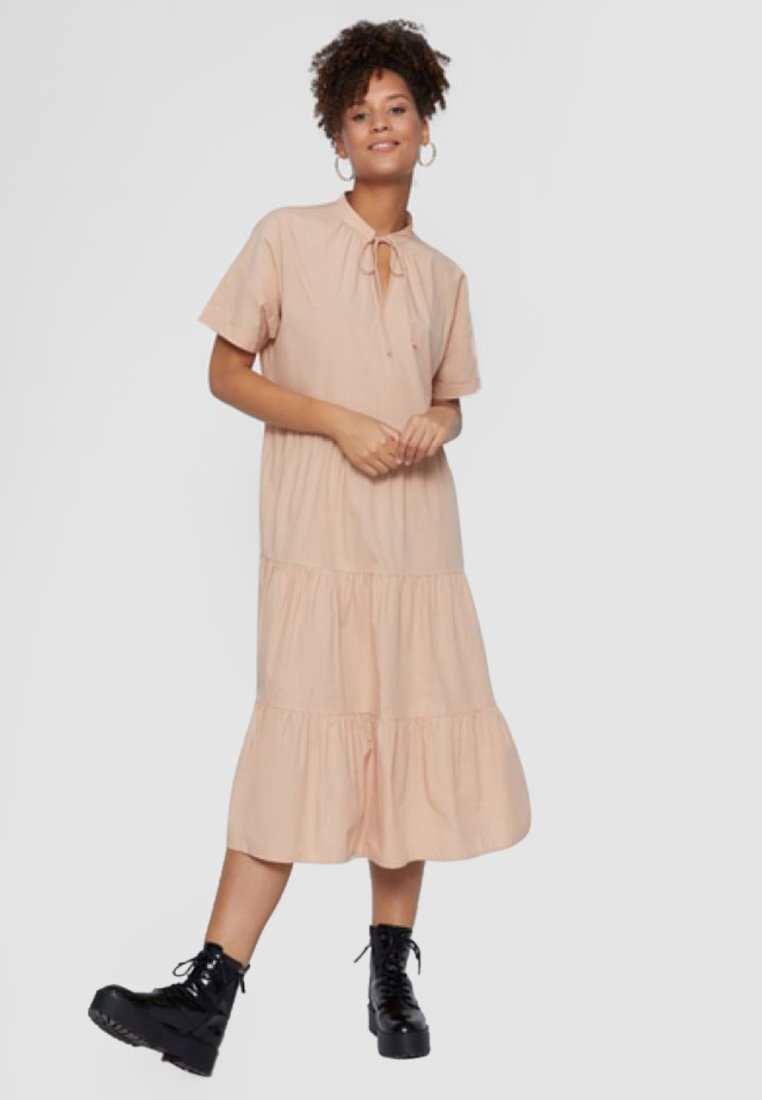 Pieces - CASUAL FIT - Maxi dress - sirocco