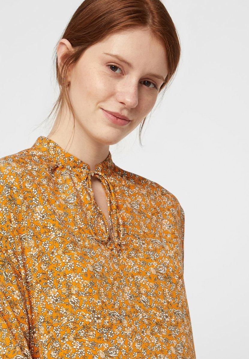 Pieces Day Dress - Inca Gold