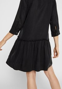 Pieces - Blousejurk - black - 4