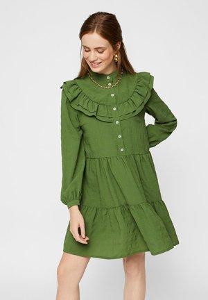 Sukienka letnia - garden green