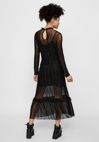 Pieces - Day dress - black - 2
