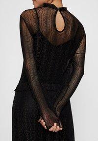 Pieces - Day dress - black - 3
