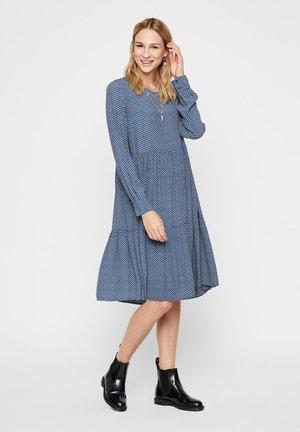 Sukienka letnia - estate blue