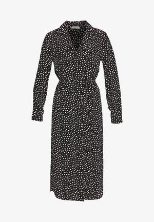 PCNICOLETTA DRESS - Skjortklänning - black