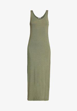 MAXI TANK DRESS - Maxi dress - light green
