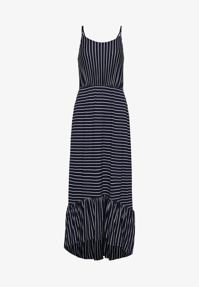 PCARIEL - Maxi dress - maritime blue