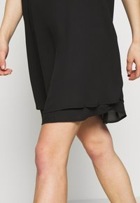 Pieces - PCBODIL SLIP DRESS NOOS BC - Day dress - black - 5