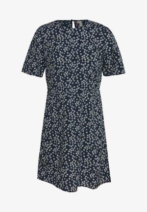 PCMALENE DRESS - Vestido informal - navy