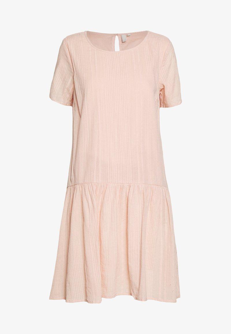 Pieces - MAELA DRESS - Kjole - misty rose