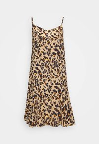Pieces - PCNYA SLIP DRESS - Vestito estivo - warm sand - 1