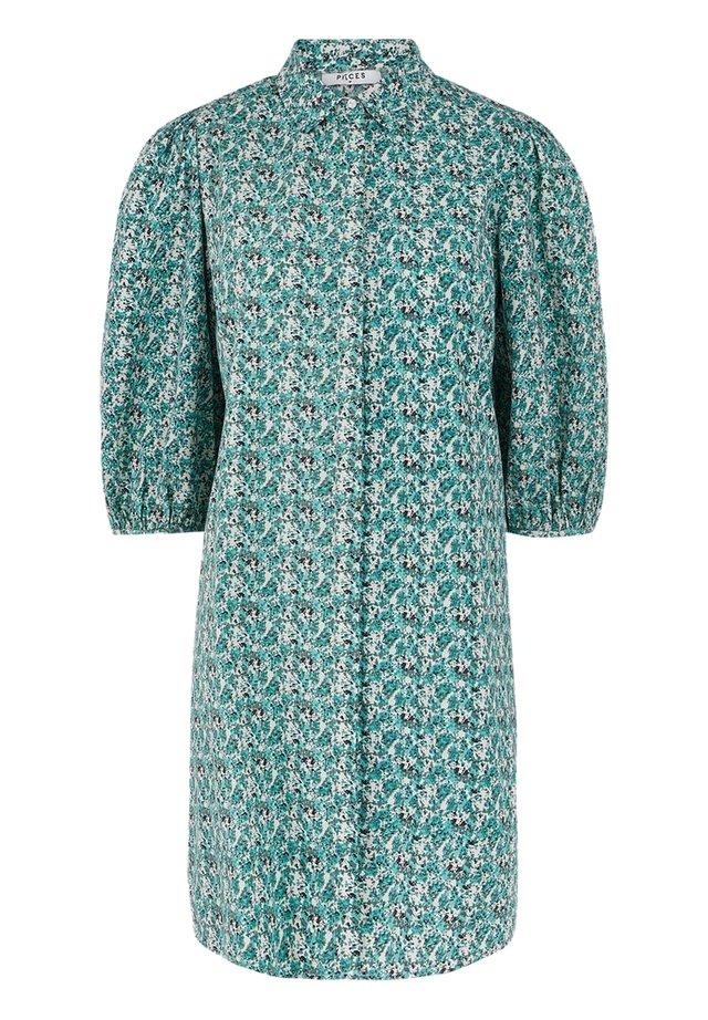 Shirt dress - feldspar