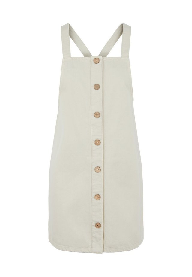 Vestido informal - almond milk
