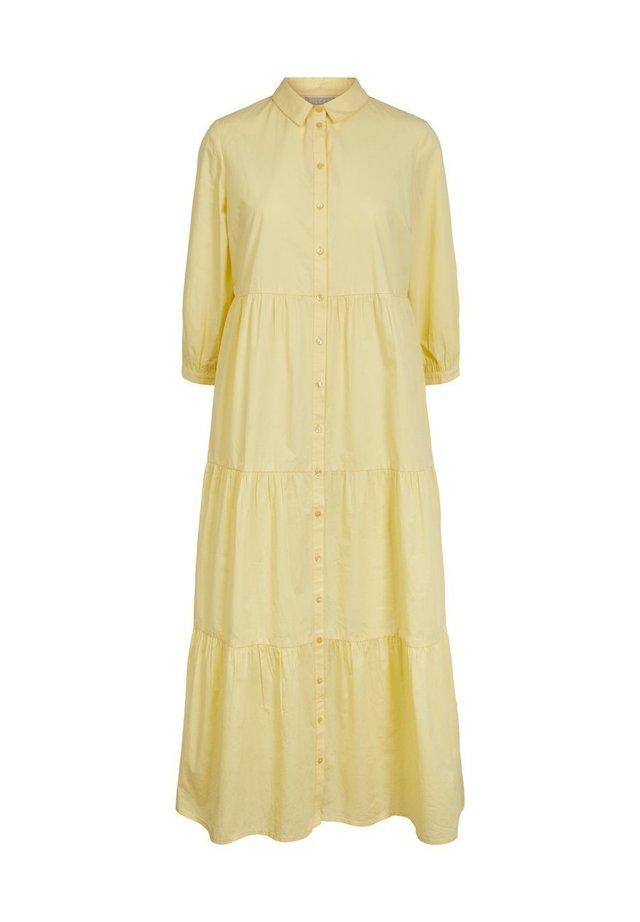 Shirt dress - popcorn