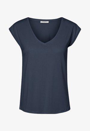 PCKAMALA TEE - T-shirt basic - ombre blue