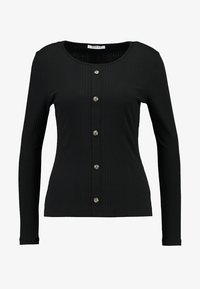 Pieces - PCDITTE - Long sleeved top - black - 4