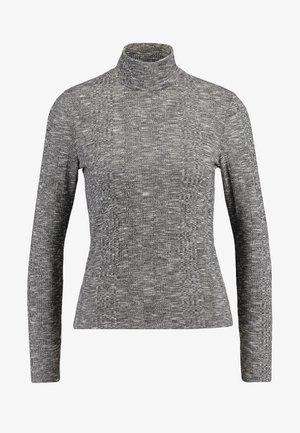 PCJAMILE - Top sdlouhým rukávem - medium grey melange
