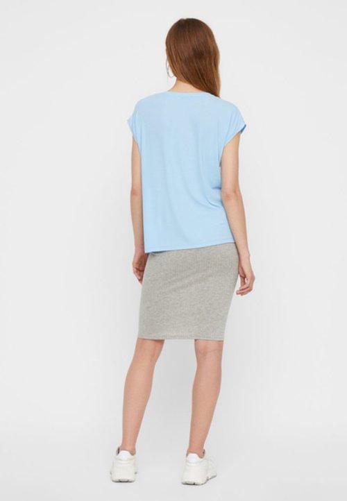 oferta Pieces T-shirt basic - airy blue Koszulki i Topy QIYP-PN7