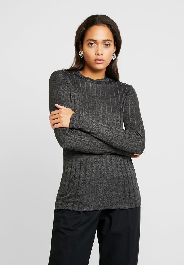 PCSIA - Long sleeved top - dark grey