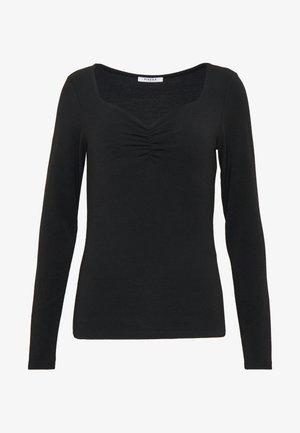 PCJAWANNA - Camiseta de manga larga - black