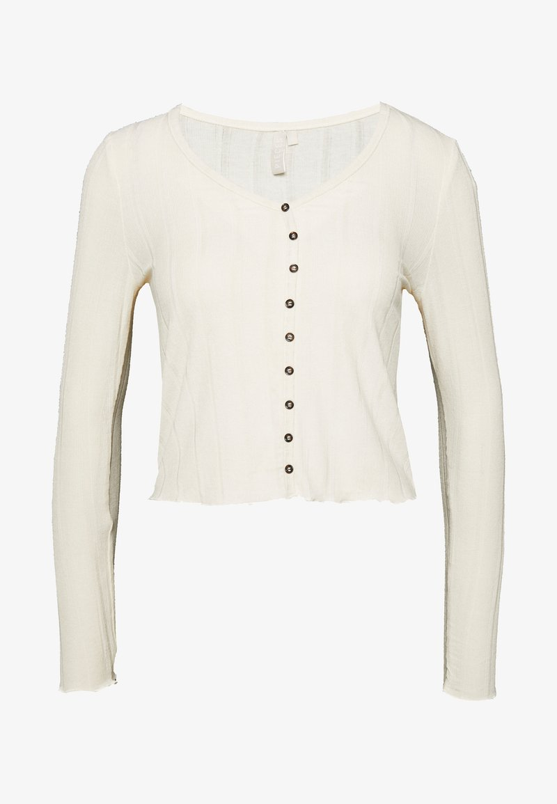 Pieces - PCAOREM - Cardigan - off white