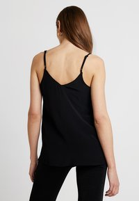 Pieces - PCLAURA  - Topper - black - 2