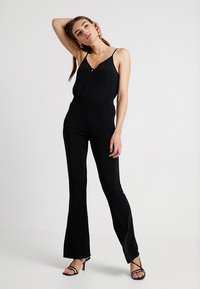 Pieces - PCLAURA  - Topper - black - 1