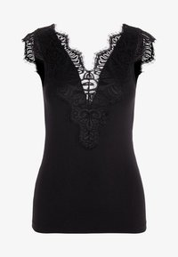 Pieces - Bluse - black - 4