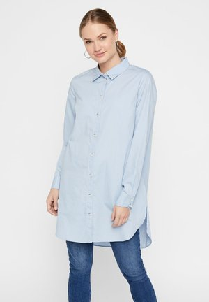 PCNOMA - Button-down blouse - kentucky blue