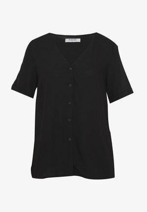 PCCECILIE - Skjorte - black