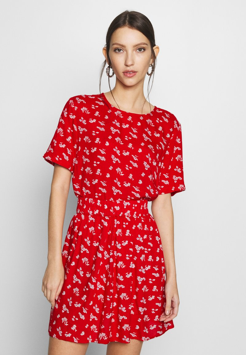 Pieces - PCNYA - Blouse - goji berry