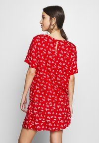 Pieces - PCNYA - Blouse - goji berry - 2