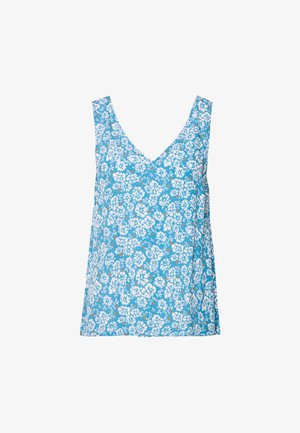 PCMAEVE - Bluzka - lichen blue