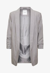 Pieces - PCBOSS  - Blazer - light grey melange - 4