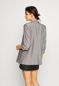Pieces - PCBOSS  - Blazer - light grey melange - 2