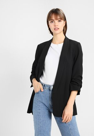 PCBOSS 3/4 - Manteau court - black