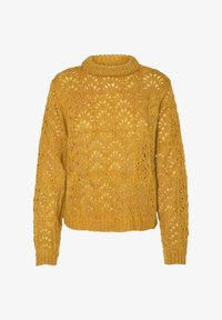 Pieces - Pullover - yellow - 4