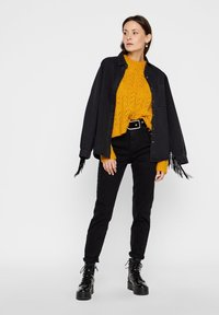 Pieces - Pullover - yellow - 1
