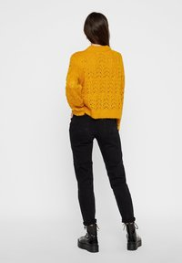 Pieces - Pullover - yellow - 2