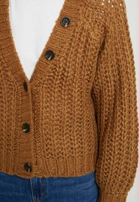 Pieces - Cardigan - toasted coconut - 4