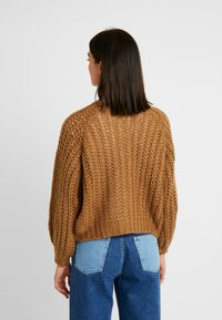 Pieces - Cardigan - toasted coconut - 2