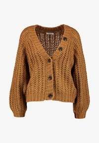 Pieces - Cardigan - toasted coconut - 3