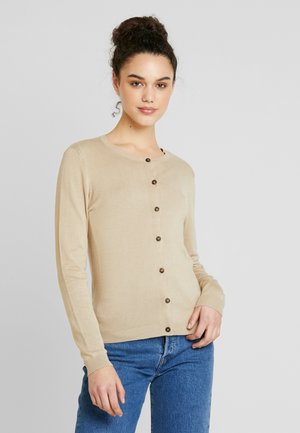 NOOS - Cardigan - white pepper