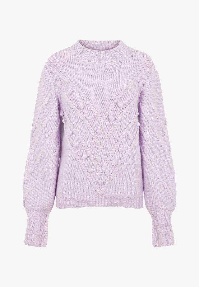 Jersey de punto - lilac
