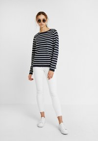 Pieces - Jeans Skinny Fit - bright white - 1