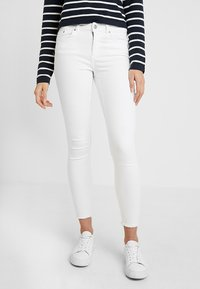 Pieces - Jeans Skinny Fit - bright white - 0
