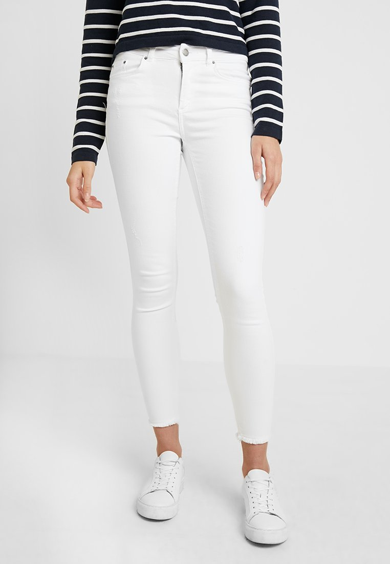 Pieces - Jeans Skinny Fit - bright white